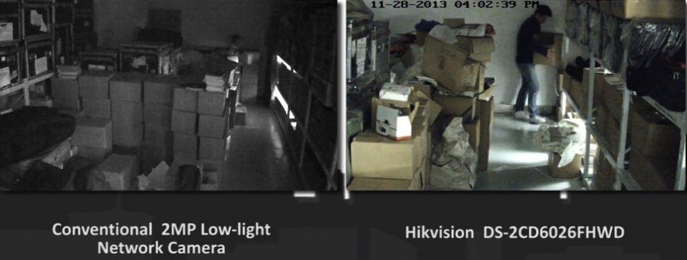 دید-در-شب-رنگی-هایک-ویژن