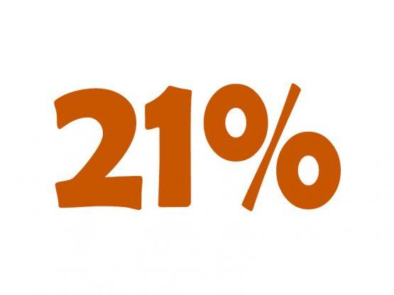 21-درصد